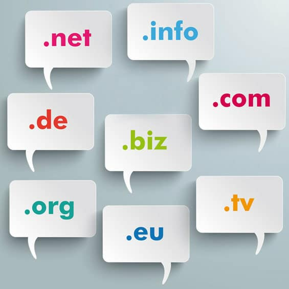 Infoart registracija domen